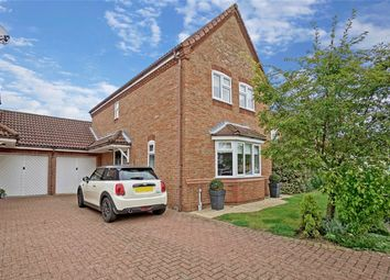Thumbnail 3 bed detached house for sale in Eaton Socon, St Neots, Cambridgeshire