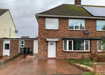 Thumbnail 3 bed end terrace house for sale in Balmoral Avenue, Rushden