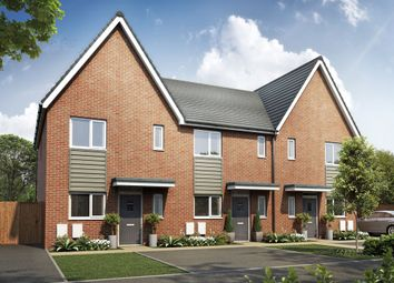 Thumbnail 3 bedroom semi-detached house for sale in Plot 133 The Mirin, Egstow Park, Off Derby Road, Clay Cross, Chesterfield