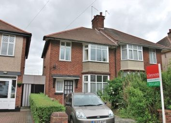 Thumbnail 3 bedroom property to rent in Northampton
