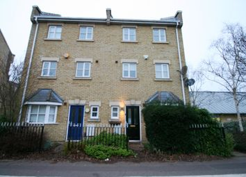 Thumbnail 3 bed town house to rent in The Meades, Chelmsford