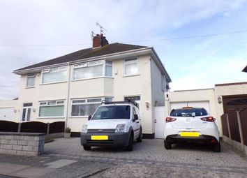 Thumbnail 3 bed semi-detached house for sale in Rose Bank Road, Childwall, Liverpool, Merseyside