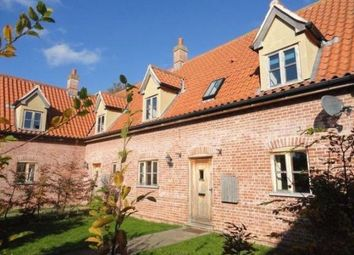 Thumbnail 4 bed terraced house for sale in Ringland, Norwich, Norfolk