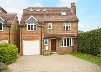 Thumbnail 5 bed detached house to rent in St. Margaret Drive, Epsom