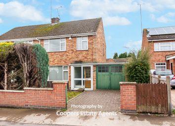 3 bed semi-detached house for sale in Lentons Lane, Aldermans Green, Coventry CV2
