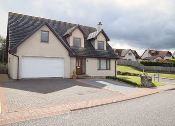 Thumbnail 5 bed detached house for sale in Woodside Gardens, Inverness