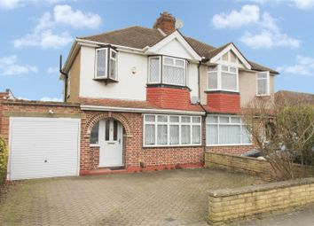 Thumbnail 3 bed semi-detached house for sale in Jubilee Drive, Ruislip