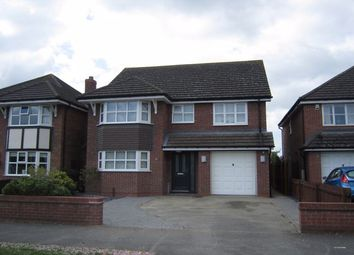 Thumbnail 4 bed detached house to rent in Western Avenue, Lincoln