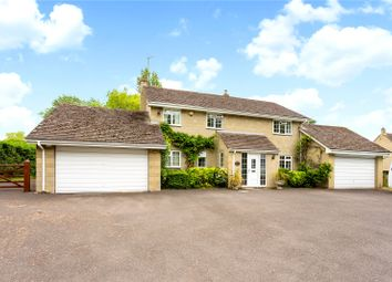 Thumbnail 4 bed detached house for sale in Great Somerford, Chippenham, Wiltshire