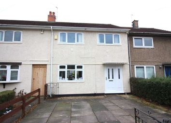 Thumbnail 3 bed town house for sale in Epping Way, Glen Parva, Leicester