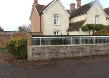 Thumbnail 1 bed semi-detached house to rent in Grays House, Silchester Road, Bramley, Hampshire