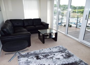 Thumbnail 2 bedroom flat to rent in Beatrix, Victoria Wharf, Cardiff