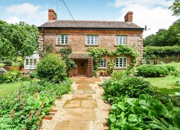 Thumbnail 4 bed detached house for sale in West Monkton, Taunton