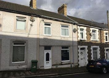Thumbnail 3 bed terraced house for sale in Danygraig Street, Graig, Pontypridd
