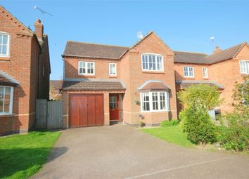 Thumbnail 4 bed detached house for sale in Thornton Close, Crick, Northampton