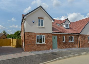 Thumbnail 3 bed semi-detached house for sale in Taylors Road, Stotfold, Hitchin