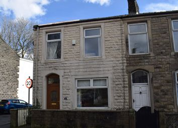 Thumbnail 3 bed end terrace house for sale in Blackburn Road, Padiham, Burnley