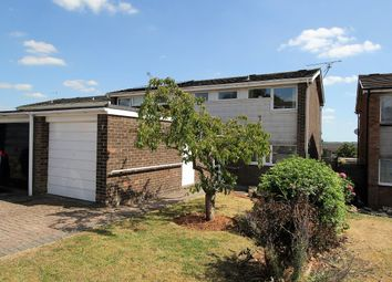 Thumbnail 3 bed semi-detached house for sale in Heron Close, Alton, Hampshire