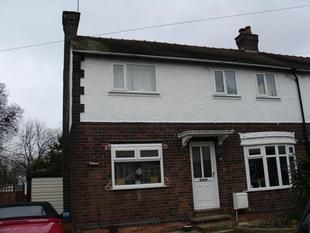 Thumbnail 2 bed semi-detached house to rent in Westdene Avenue, Allenton, Derby