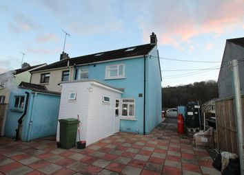 Thumbnail 3 bed terraced house for sale in Gilfachrheda, New Quay