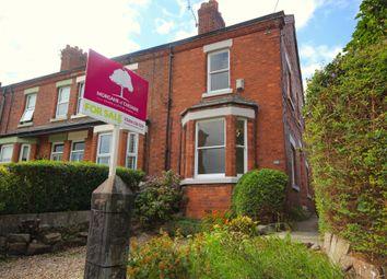 Thumbnail 2 bed end terrace house for sale in Church Lane, Weaverham