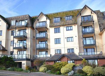 Thumbnail 2 bed flat for sale in The Rosemullion, Cliff Road, Budleigh Salterton, Devon