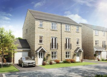 """Thumbnail 4 bed town house for sale in """"The Cragside (Split Level)"""" at Brackendale Way, Thackley, Bradford"""
