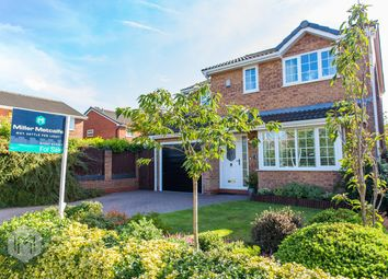 Thumbnail 4 bed detached house for sale in Wilderswood Close, Whittle-Le-Woods, Chorley