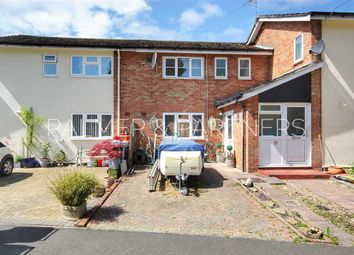 Thumbnail 3 bed terraced house for sale in Newberry Road, Bildeston, Ipswich