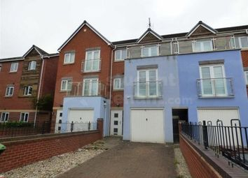 Thumbnail 3 bed terraced house to rent in Hurstbourne Crescent, Wolverhampton, West Midlands