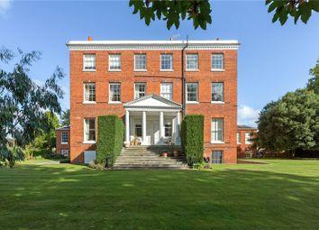 Thumbnail 2 bedroom flat for sale in Ray Lodge, Ray Park Avenue, Maidenhead, Berkshire