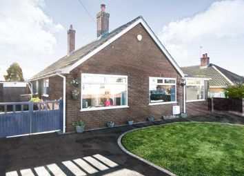 Thumbnail 3 bed bungalow for sale in The Ridgeway, Northop Hall, Mold, Flintshire