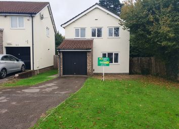 Thumbnail 4 bedroom detached house for sale in Heritage Park, St. Mellons, Cardiff