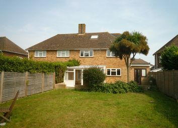 Thumbnail 4 bedroom semi-detached house to rent in Selsey Road, Chichester