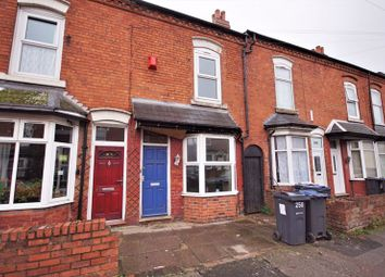 3 bed terraced house for sale in Percy Road, Sparkhill, Birmingham B11