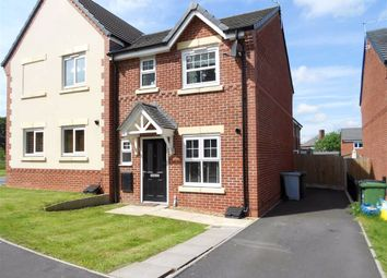 3 bed semi-detached house for sale in Hawthorn Close, Shavington, Crewe, Cheshire CW2