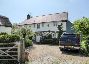 Thumbnail 4 bed cottage to rent in Swallow Cottage, Hanging Langford, Salisbury