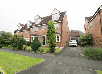 Thumbnail 5 bed detached house for sale in Cherwell Road, Westhoughton