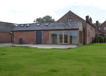 Thumbnail 5 bed barn conversion to rent in Tybroughton, Whitchurch