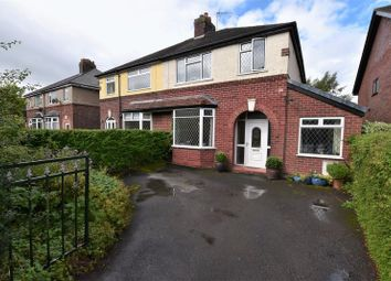 Thumbnail 3 bed semi-detached house to rent in Moss Road, Congleton