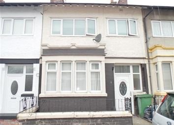 Thumbnail 4 bedroom terraced house to rent in Etruscan Road, Stoneycroft, Liverpool