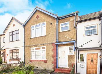 Thumbnail 3 bedroom terraced house for sale in The Greenway, Epsom