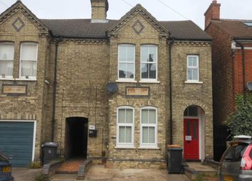 Thumbnail 2 bedroom flat to rent in Castle Road, Bedford