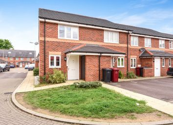 Thumbnail 2 bed end terrace house for sale in Battle Place, Reading
