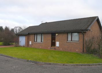 Thumbnail 2 bedroom detached bungalow for sale in Trinity Park, Duns, Berwickshire