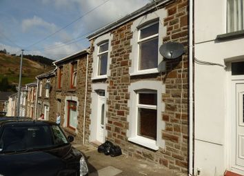 Thumbnail 3 bed property to rent in Albany Road, Pontycymer, Bridgend.