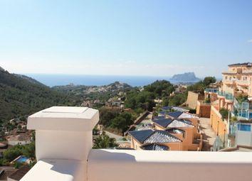 Thumbnail 3 bed villa for sale in Moraira, Alicante, Spain