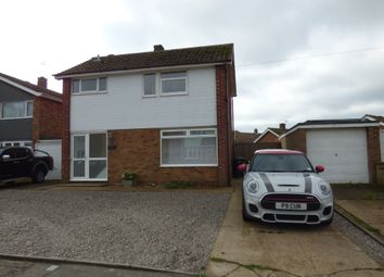 Thumbnail 3 bed detached house to rent in Byron Way, Caister-On-Sea, Great Yarmouth