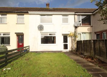Thumbnail 3 bed terraced house to rent in Auster Park, Newtownards