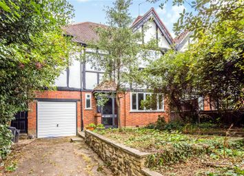 Thumbnail 4 bed semi-detached house for sale in Cromer Villas Road, London